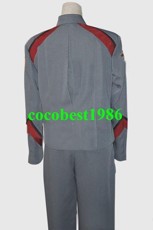 Stargate Atlantis Samantha Carter Teyla Uniform Jacket Pants costume any size