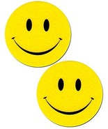 Yellow Smiley Face Pasties - $10.88