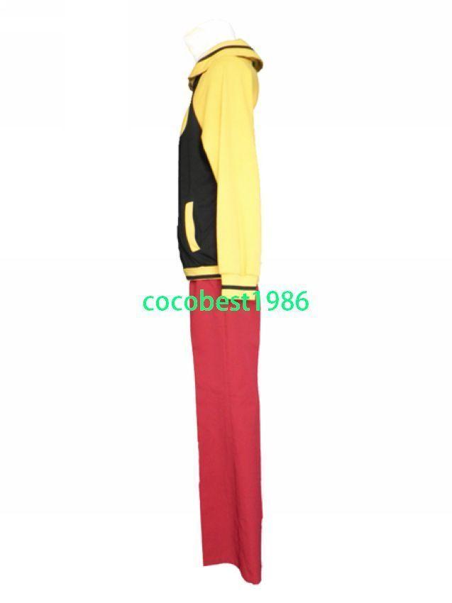 Halloween costume Soul Eater Evans Cosplay Costume Jacket Trousers Leg Cap