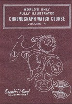 Valjoux Cal. 23 Chronograph How to Repair - Book-CD - $4.99