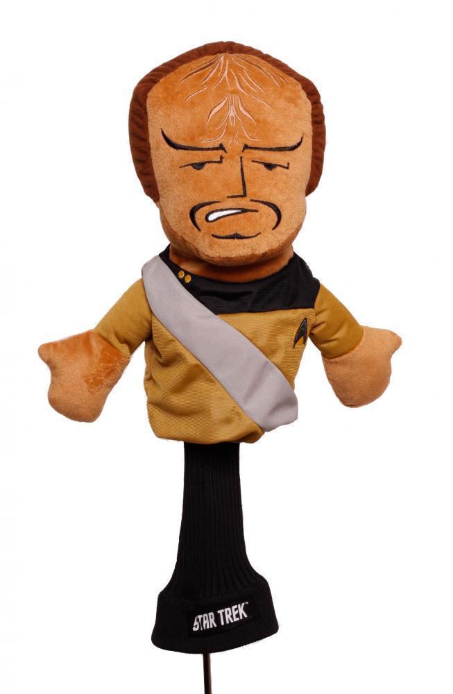 Star Trek Klingon Creative Covers Golf Head Cover Driver 460cc - $21.46