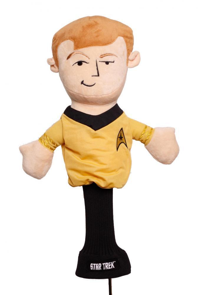 Primary image for Star Trek Captain James T Kirk Creative Covers Golf Head Cover Driver 460cc