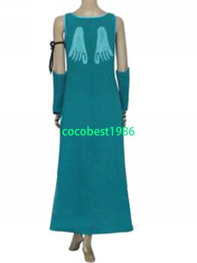 Final Fantasy VIII Rinoa Halloween Cosplay Costume Vest Trousers Shirt  Coat