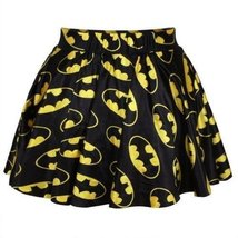 Batman Cosplay Pleated Elastic Skirt - $37.11