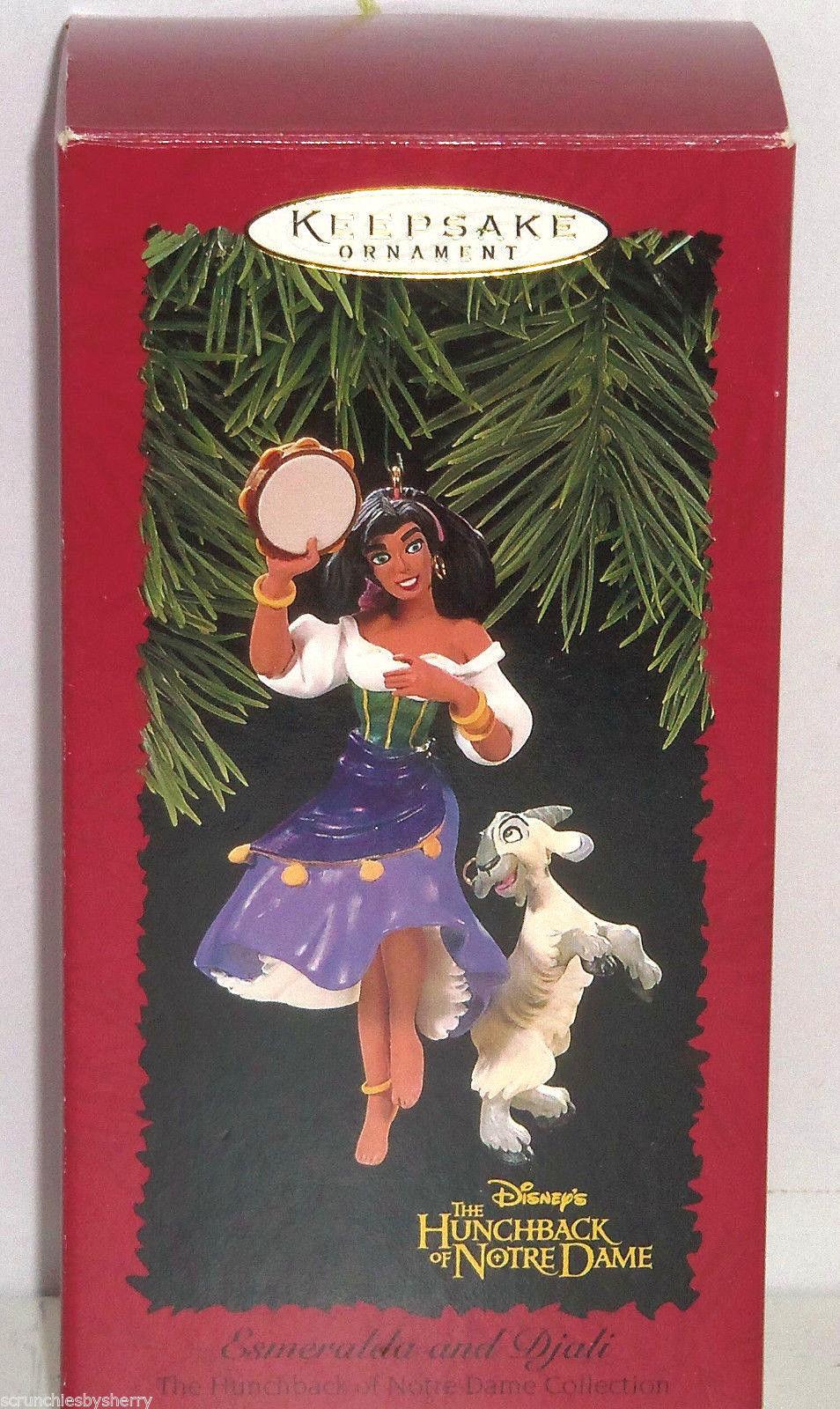 Disney Esmeralda Djali Hunchback Notre Dame and 50 similar items