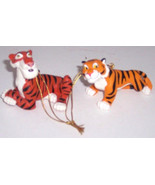 Disney Ornament 2 Tiger Hallmark Ornaments Christmas Disney - $29.95