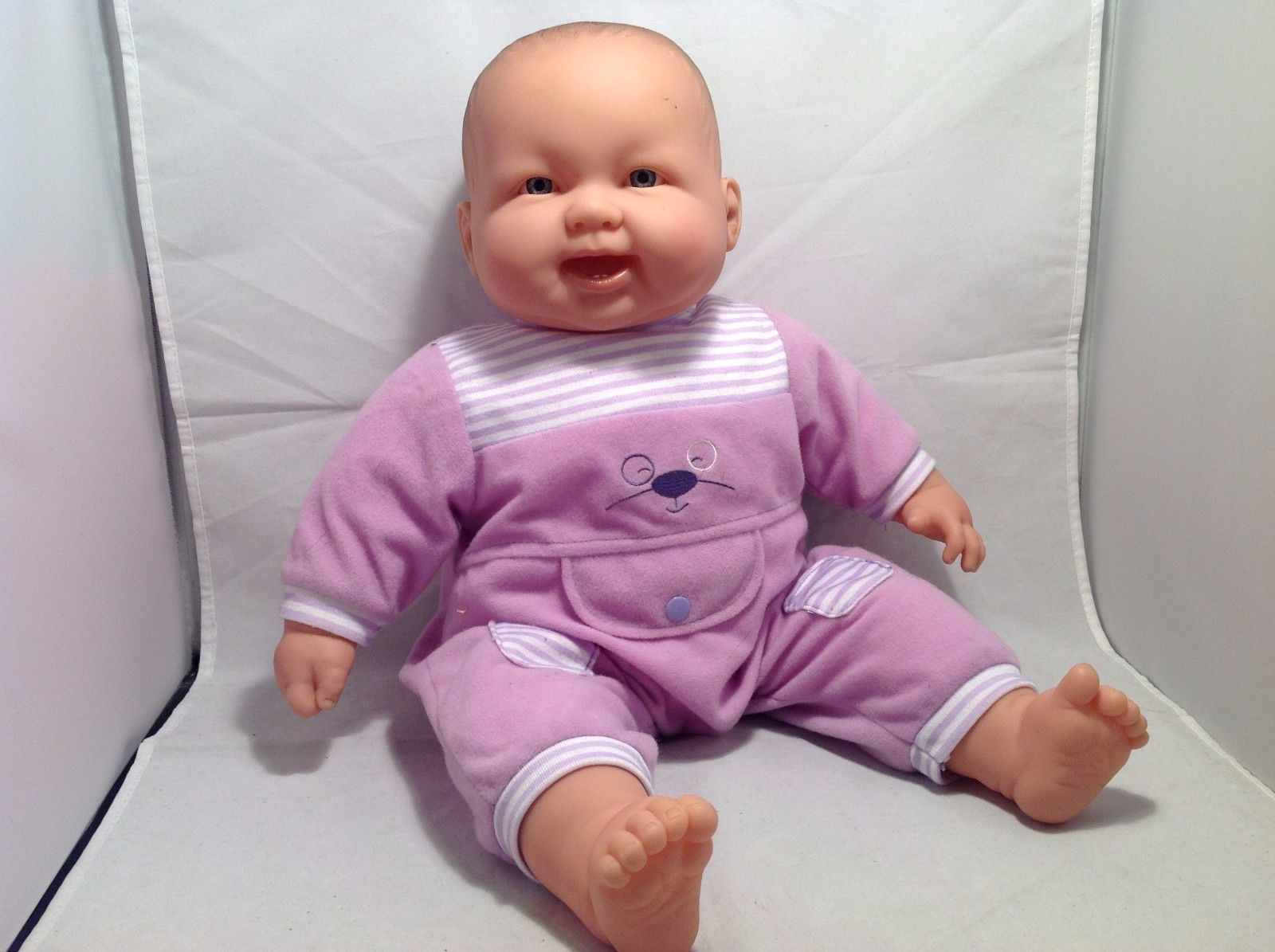 Realistic in size shape and feel Baby Doll Spanish Berenguer 19""