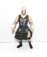"Headbangers ""Thrasher"" 1997 Jakk's Pacific 6"" Action Figure WWE WWF WCW ... - $7.85"