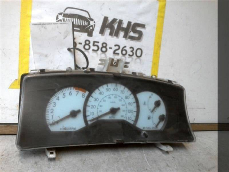 Primary image for Speedometer Cluster Only MPH S Model Fits 04-07 COROLLA 234892