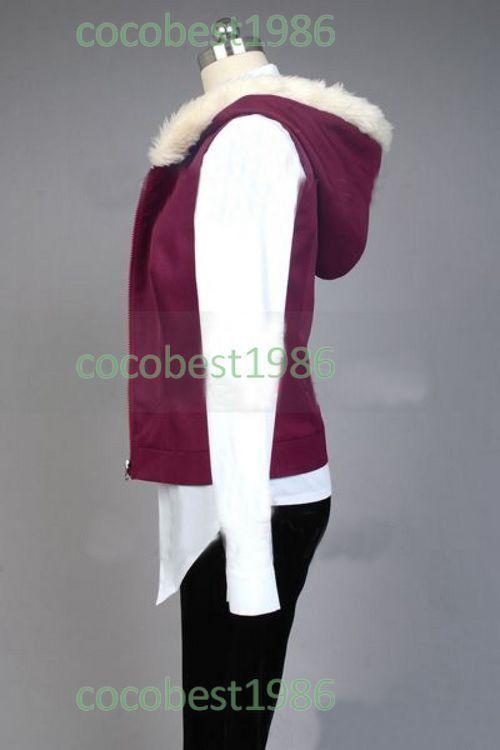 DIABOLIK LOVERS Sakamaki Raito Cosplay Costume Any size shirt hat coat pants tie