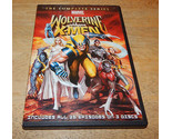 Marvel Wolverine and the X-Men: The Complete Series DVD, 2010, 3-Disc Set