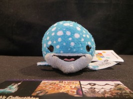 "Destiny Whale Shark Finding Dory Tsum Tsum Disney Store mini USA 3.5"" plush toy - $14.81"