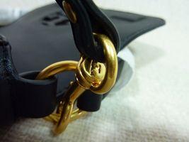 NWT Tory Burch Black Leather Miller Metal Cross-Body Bag/Mini Shoulder Bag $398 image 10