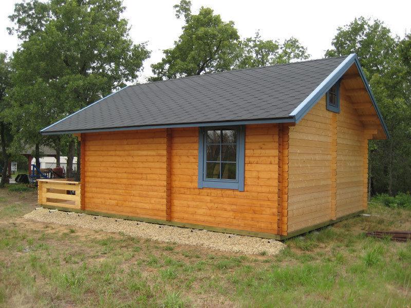 Log Cabin Kit 16 39 X19 39 292 Sqf Loft 3 Rooms Loft Free