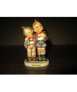 M.J.Hummel Figurine #125 Vintage Max & Moritz,Good Friends by W.Gopebel ... - $225.00