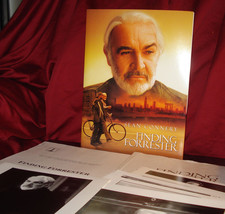 'Finding Forester' Movie Press Kit +8 Photos/10Slides - Sean CONNERY - $19.95