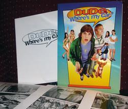 Ashton Kutcher in 'Dude Where's My Car?'- Press Kit + Photos - Mint! - $17.95