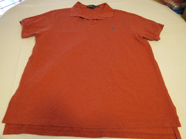 Polo by Ralph Lauren Men's short sleeve polo shirt XXL custome fit cotto... - $39.59