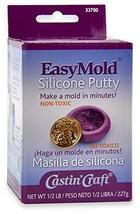 Environmental Technology 1/2-Pound Kit Casting' Craft Easymold Silicone ... - $20.00