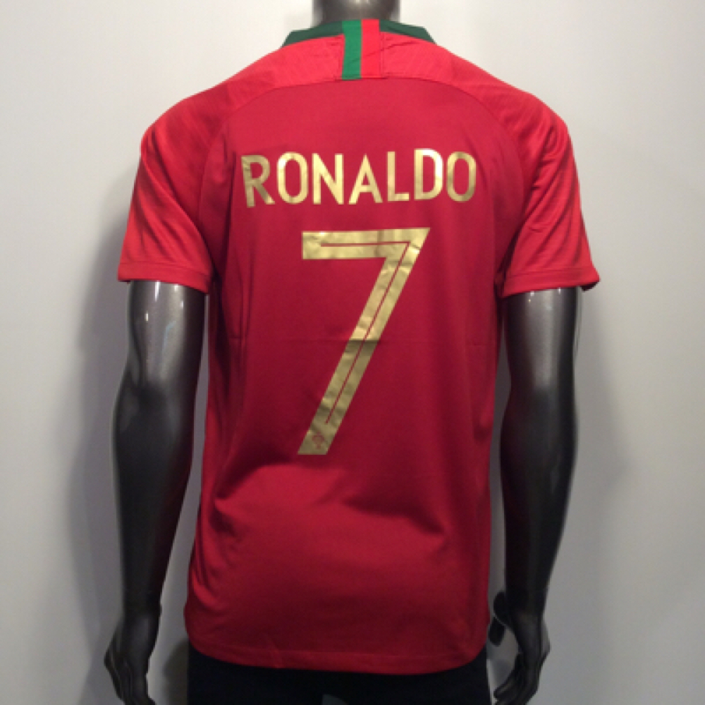 sale retailer 71b4c 17939 2018 World Cup Portugal Cristiano Ronaldo #7 and 50 similar ...