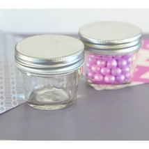 Blank Small 4 oz Mason Jars (Set of 30) - $87.95