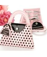 Pink Polka Purse Manicure Set (pack of 10) - $63.95