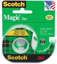 SHPT965810 - Scotch 810 Magic Tape Permanent - $30.88