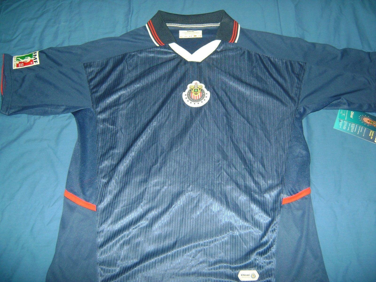 ca7cf2b26 Jv Co. Chivas De Guadalajara Away Jersey and 50 similar items