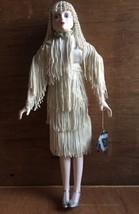 "18"" Seymour Mann Porcelain flapper doll with Tag - $49.99"