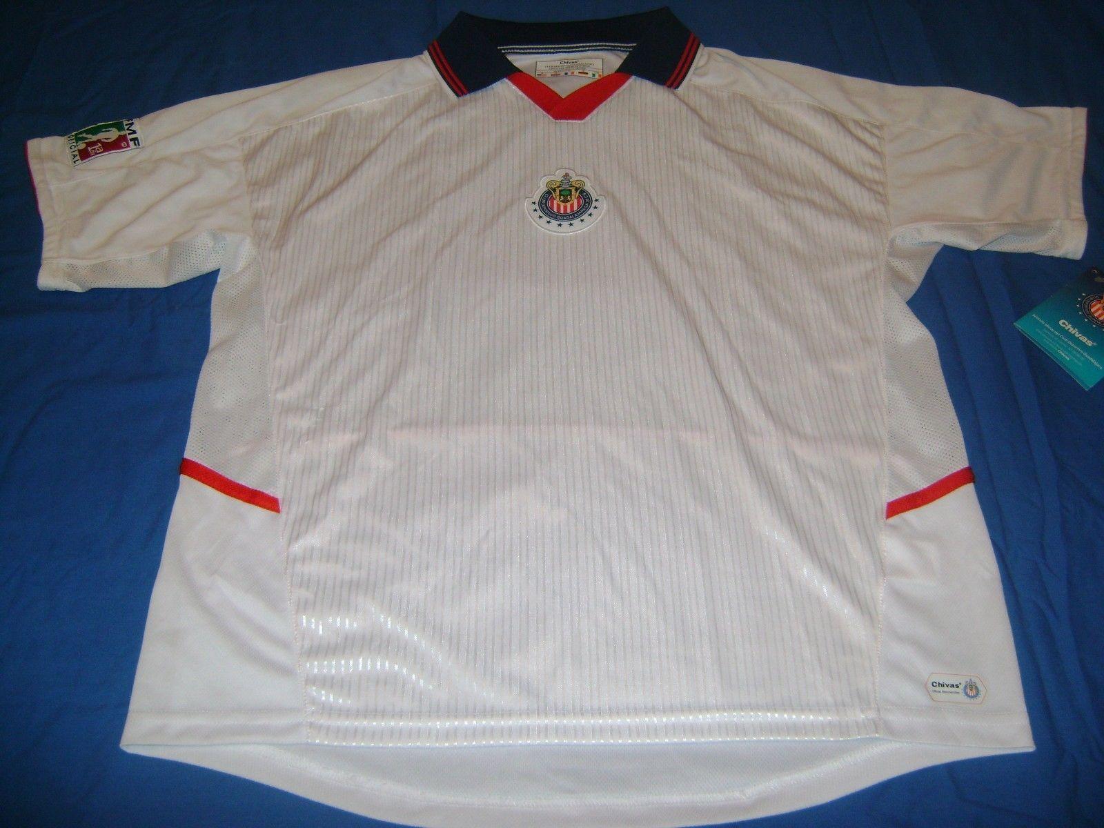 purchase cheap 1787b 8294c Jv&Co. Chivas De Guadalajara Third Jersey and 50 similar items