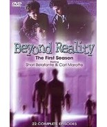 Beyond Reality - the first season on DVD-starring Shari Belafonte & Carl... - $9.99