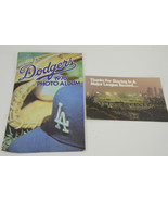 1978 LA Dodgers Photo Album Cards Program Garve... - $33.65