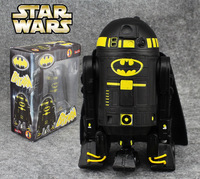 ~ Star Wars R2D2 R2-D2 IN Batman  COSTUM,E  ~10 cm for sale  USA