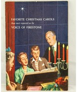 Favorite Christmas Carols the most requested on the Voice of Firestone 1... - $20.25
