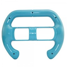Steering Wheel Controller for Wii / Wii U Blue - $9.25