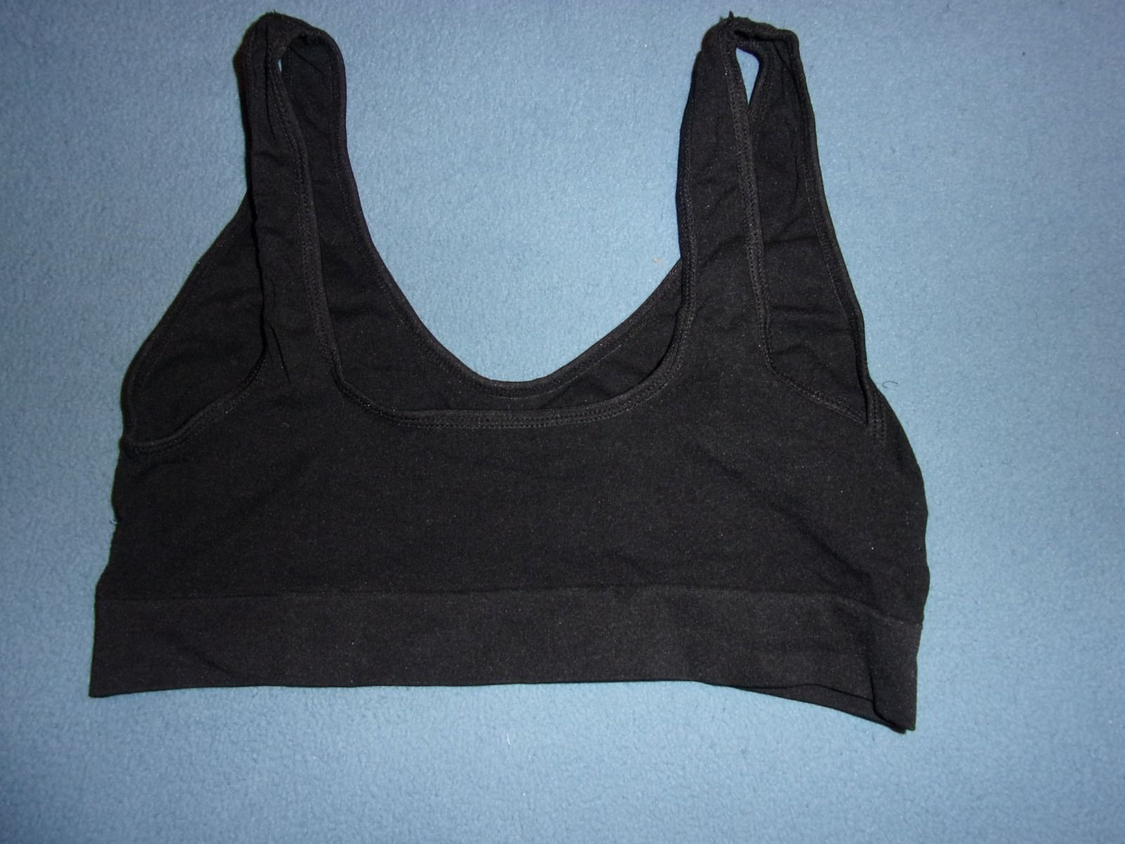 26cad52d02 Unbranded Leisure Bra One Size Fits All GUC Soft Cup Wire Free Full Coverage