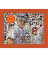 "Cal Ripken Jr. Photo Mosaic Print Art-8X10"" - $20.00"