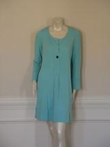 Diane Von Furstenberg Gaby Tidepool Shift Dress - Us 10 - Uk 14 - $127.57