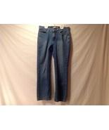 Great Condition Lee Natural Straight Leg Size 8 Petite Blue Jeans Cotton... - $39.59