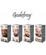 Godefroy Barber Choice Beard Mustache Men Hair Color Capsule Brush Devel... - $10.95