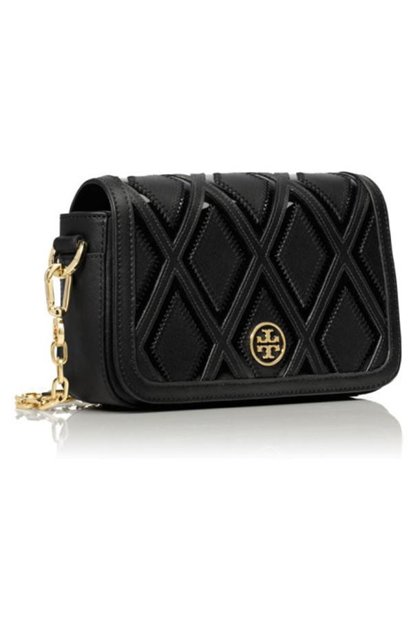 30075760fe6c ... 50 similar items. Tory burch blackblack robinson patchwork chain mini  bag product 2 11747359 970491942 large flex