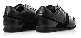 Hugo Boss Green Men's Premium Sport Fashion Sneakers Running Shoes Maze Lowp image 3