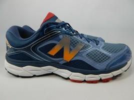 New Balance 860 v6 Size US 11 2E WIDE EU 45 Men's Running Shoes Blue M860BW6