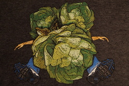 Bells Brewery, Cabbage, Large Mens T-Shirt - $7.95