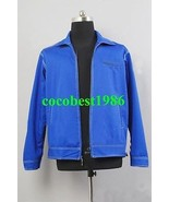 Smallville Clark Kent Blue Jacket costume any size Jacket - $47.79