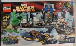 LEGO Marvel Super Heroes Hulk's Helicarrier Breakout set 6868 ( Thor Lok... - $66.00
