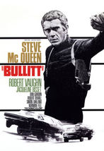 Bullitt Movie Poster, Action Film, Crime & Adventure, Steve McQueen - $19.90