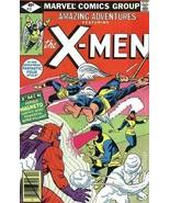 Marvel comics - Amazing Adventures Featuring X-Men #1 - $5.09