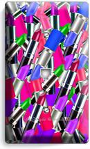 COLORFUL LIPSTICK BEAUTY SALON BUDUAR PHONE TELEPHONE WALLPLATE COVER RO... - $9.89