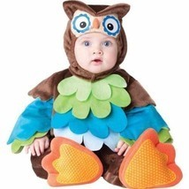 What A Hoot Owl 6-12 Mos Infant Toddler Costume Kids Cute Theme Party Halloween - $49.99